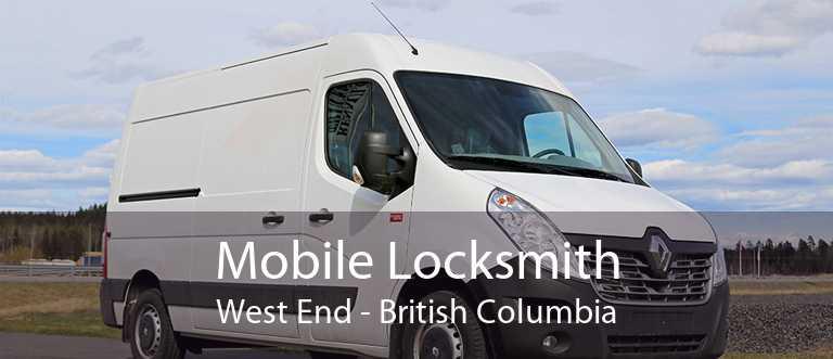 Mobile Locksmith West End - British Columbia