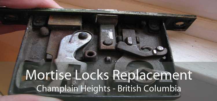 Mortise Locks Replacement Champlain Heights - British Columbia