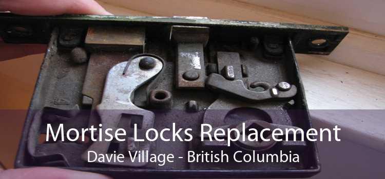 Mortise Locks Replacement Davie Village - British Columbia