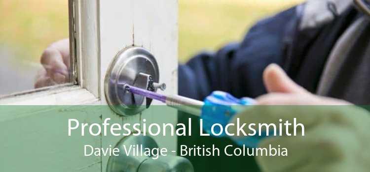 Professional Locksmith Davie Village - British Columbia