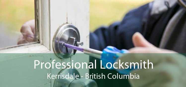 Professional Locksmith Kerrisdale - British Columbia