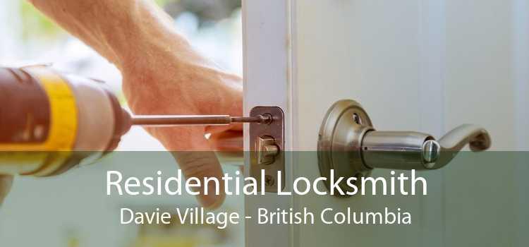 Residential Locksmith Davie Village - British Columbia