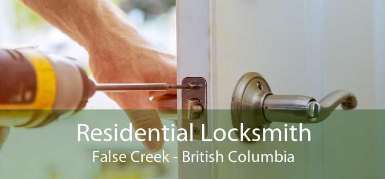 Residential Locksmith False Creek - British Columbia