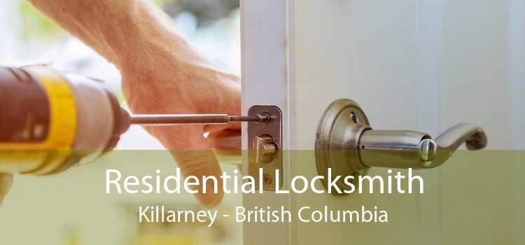 Residential Locksmith Killarney - British Columbia