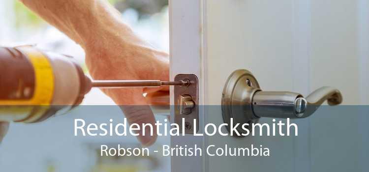 Residential Locksmith Robson - British Columbia
