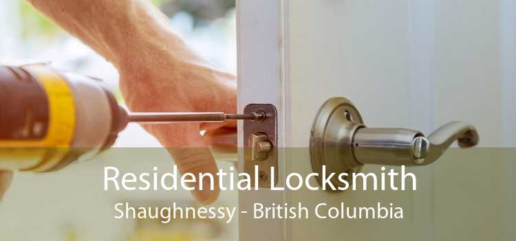 Residential Locksmith Shaughnessy - British Columbia