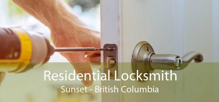 Residential Locksmith Sunset - British Columbia