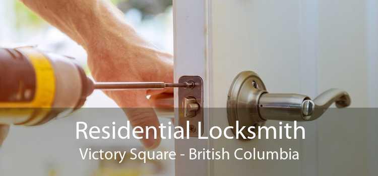 Residential Locksmith Victory Square - British Columbia