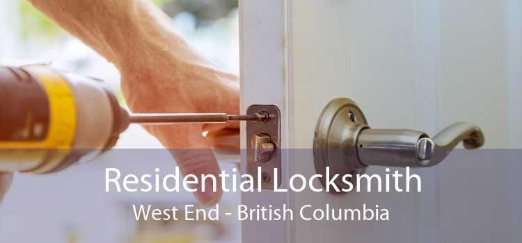 Residential Locksmith West End - British Columbia