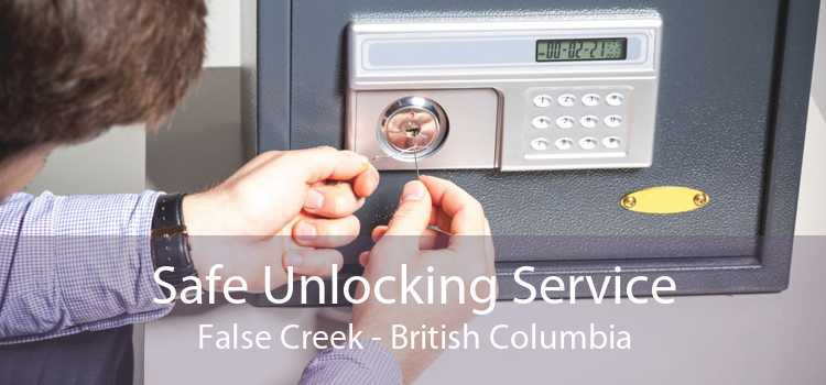 Safe Unlocking Service False Creek - British Columbia