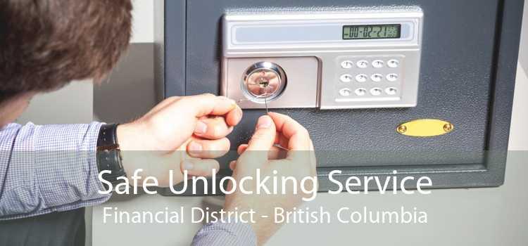 Safe Unlocking Service Financial District - British Columbia