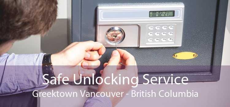 Safe Unlocking Service Greektown Vancouver - British Columbia