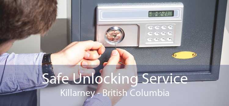 Safe Unlocking Service Killarney - British Columbia