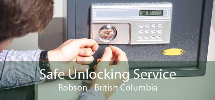 Safe Unlocking Service Robson - British Columbia