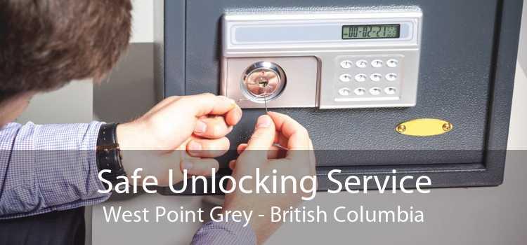 Safe Unlocking Service West Point Grey - British Columbia