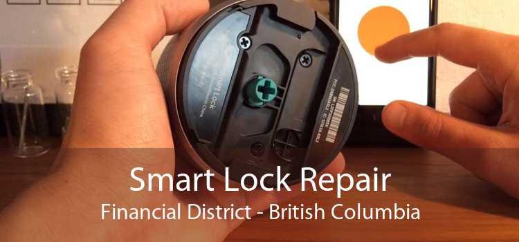 Smart Lock Repair Financial District - British Columbia