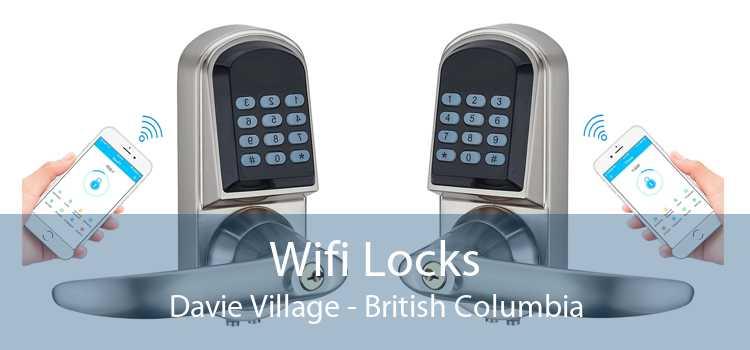 Wifi Locks Davie Village - British Columbia