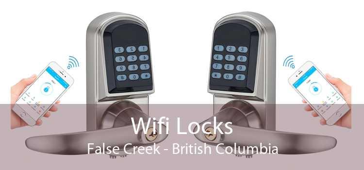 Wifi Locks False Creek - British Columbia