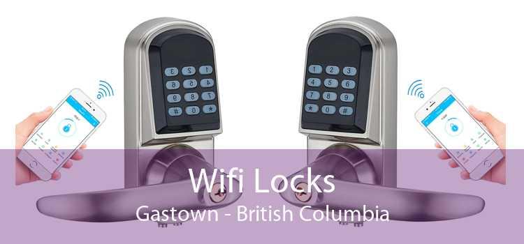 Wifi Locks Gastown - British Columbia
