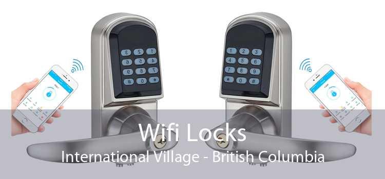 Wifi Locks International Village - British Columbia