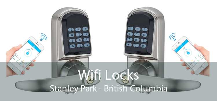 Wifi Locks Stanley Park - British Columbia
